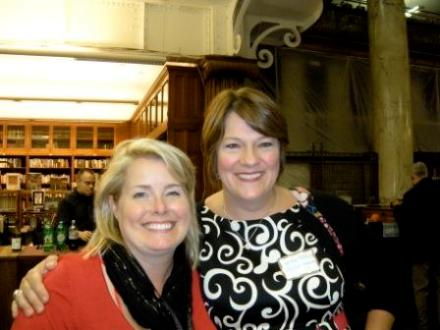 Lisa Braun Dubbels, Nettie Hartstock